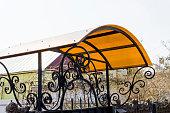 plastic canopy